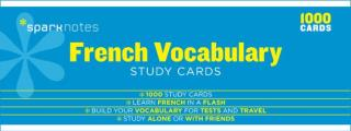 French Vocabulary Sparknotes...