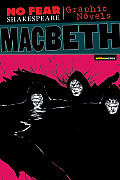 Macbeth (No Fear Shakespeare Illustrated) Cover