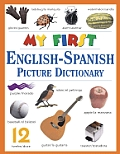 My First English Spanish Picture Dictionary
