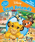 Disney Best Friends (My First Look & Find) Cover