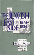 The Jewish East Side, 1881-1924