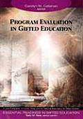 Essential Readings in Gifted Education #11: Program Evaluation in Gifted Education