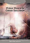 Essential Readings in Gifted Education #12: Public Policy in Gifted Education
