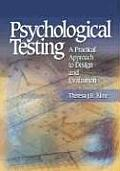 Psychological Testing A Practical Approach to Design & Evaluation