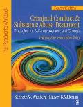 Criminal Conduct and Substance Abuse Treatment: Strategies for Self-Improvement and Change, Pathways: The Participant's Workbook Cover