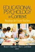 Educational Psychology in Context : Readings for Future Teachers (06 Edition)