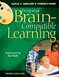 Designing Brain-compatible Learning (06 Edition)