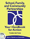 School Family & Community Partnerships Your Handbook for Action With CDROM