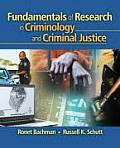 Fundamentals of Research in Criminology & Criminal Justice