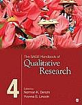 Sage Handbook of Qualitative Research (4TH 11 Edition)