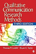 Qualitative Communication Research Methods (3RD 10 Edition)