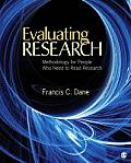 Evaluating Research Methodology...