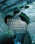 Ethics In Counseling & Therapy Developing An Ethical Identity