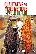 Qualitative & Mixed Methods In Public Health