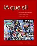 A Que Si! (3RD 05 - Old Edition)