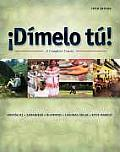 Dimelo Tu!: A Complete Course (with Audio CD)