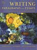 Writing Paragraphs & Essays Integrating Reading Writing & Grammar Skills 6th edition