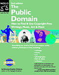 Public Domain 2nd Edition How To Find Copyright
