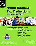 Home Business Tax Deductions: Keep What You Earn Cover