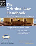 Criminal Law Handbook 7th Edition Know Your Rights
