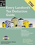 Every Landlords Tax Deduction Guide 2nd Edition