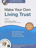 "Make Your Own Living Trust ""With CD"" with CDROM (Make Your Own Living Trust)"