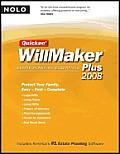 Quicken Willmaker Plus 2008