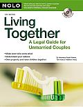 Living Together: A Legal Guide for Unmarried Couples with CDROM (Living Together: A Legal Guide for Unmarried Couples)