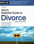 Nolos Essential Guide To Divorce 2nd Edition