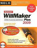 Quicken Willmaker Plus 2009 Estate Planning Essentials