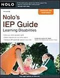 Nolos Iep Guide Learning Disabilities 4th Edition