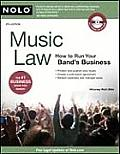 Music Law 6th Edition