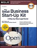 Small Business Start Up Kit A Step By Step Legal Guide