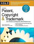 Patent Copyright & Trademark 11th Edition An Intellectual Property Desk Reference
