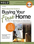 Nolos Essential Guide to Buying Your First Home 3rd Edition With CD ROM