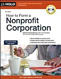 How to Form a Nonprofit Corporation 10th Edition