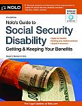 Nolos Guide to Social Security Disability Getting & Keeping Your Benefits