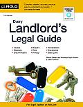 Every Landlord's Legal Guide, 11th Ed. Cover