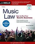 Music Law How to Run Your Bands Business