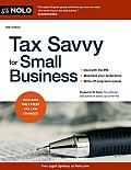 Tax Savvy for Small Business 16th edition