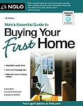Nolo's Essential Guide to Buying Your First Home (Nolo's Essential Guide to Buying Your First Home)