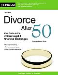 Divorce After 50: Your Guide to the Unique Legal & Financial Challenges (Divorce After 50: Your Guide to the Unique Legal & Financial)