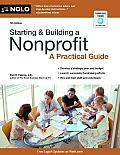 Starting & Building a Nonprofit A Practical Guide