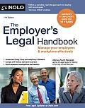 Employers Legal Handbook Manage Your Employees & Workplace Effectively