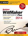 Quicken Willmaker Plus 2014 Edition: Book & Software Kit