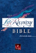 Bible NLT Life Recovery Bible Personal Size Edition New Living Translation