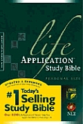 Life Application Study Bible-Nlt-Personal