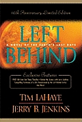 Left Behind (Left Behind) Cover