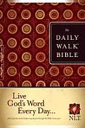 Daily Walk Bible NLT (07 Edition)