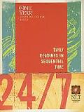 24/7 Bible-NLT: A One Year Chronological Bible
